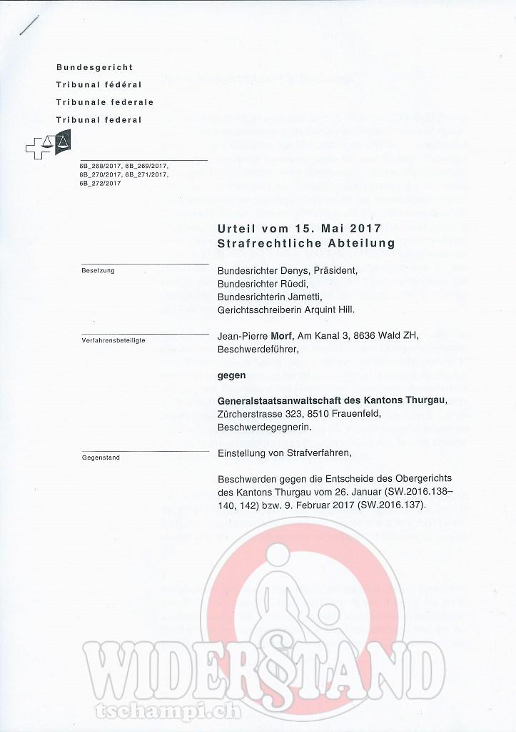 urteil-bundesgericht-1_15.Mai.2017_j.p.morf